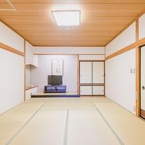 別館 和室10+4.5畳/喫煙
