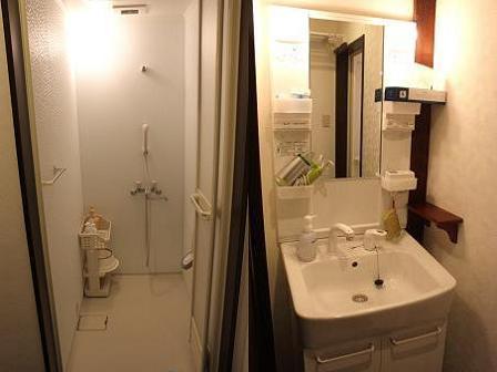 シャワー・洗面