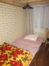 4畳ロフト付きシングルルーム