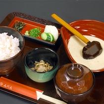 昼食(一例)