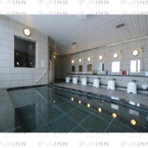男女入替制の大浴場