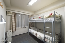 One Bunk Room