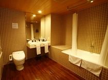 ■バスルーム(バリアフリールーム)