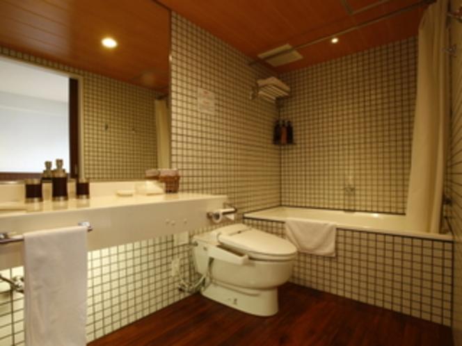 ■バスルーム(ダブル・ツイン)