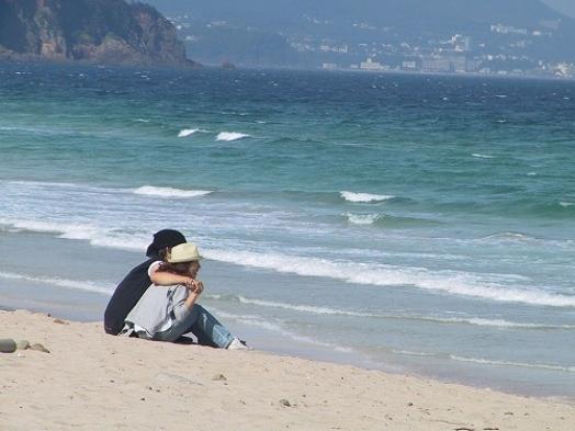 季節外れの白浜海岸で潮の香りを感じながらゆっくりと流れる時間を過ごそうプラン♪ 素泊まり