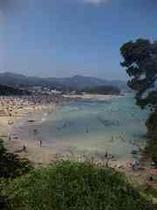 白浜、大浜海岸