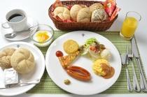 朝食 洋食