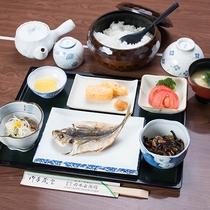*【和朝食一例】納豆や焼き魚など体に優しいお食事をご用意いたします。