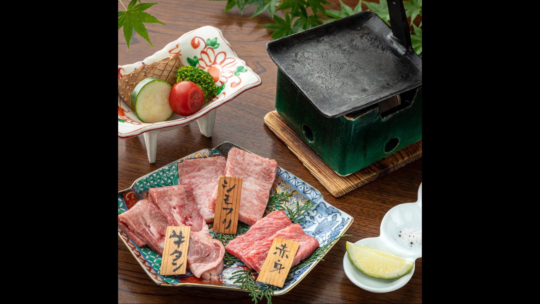 【夕食】懐石料理の一品(季節により変わります)