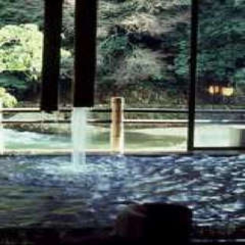 檜風呂(露天併設)
