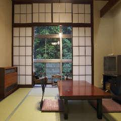 【日帰り入浴&昼食】くつろぎプラン☆民芸ミニ会席+お部屋利用