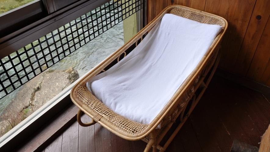 風呂ベビーベッド