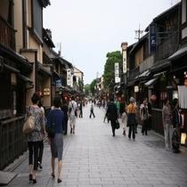 徒歩5分圏内の観光スポット - 祇園花見小路