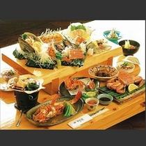 豪華特別料理の一例01