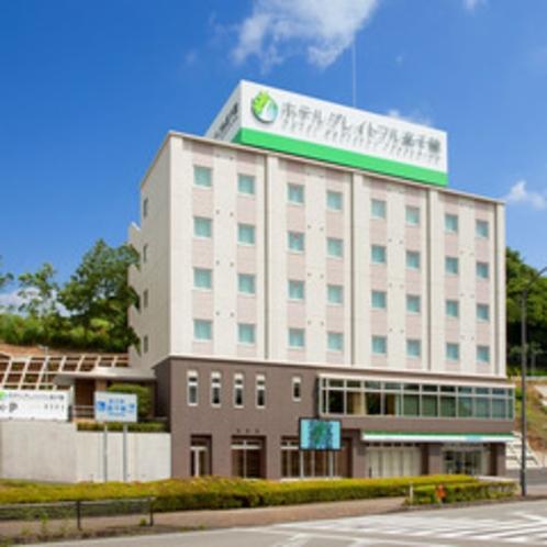 <外観>観光やビジネスはもちろん、大分や熊本へのアクセスの拠点にも最適な立地!