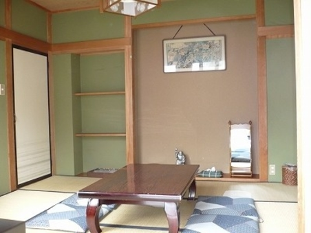 和室1人部屋/洗面・トイレ付