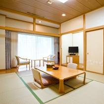 ◆南館和室【広さ36㎡・10畳・洗面トイレ付】