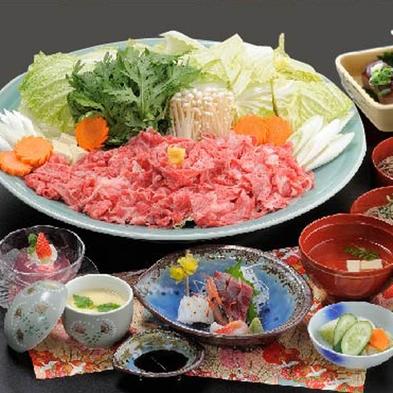 【春のよくばり(*^-^*)プラン】◆牛しゃぶ食べ放題&飲み放題でお腹いっぱい大満足◆