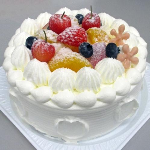 バースデーケーキ(イメージ)