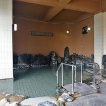大浴場「銀波の湯」