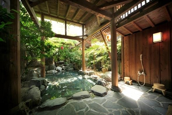 【60歳以上シニア応援たび】素晴らしきかな人生〜湯んるり spaたび♪貸切露天風呂1回無料特典付き♪