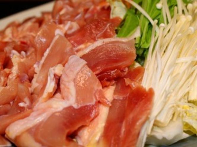 大山鶏温泉鍋