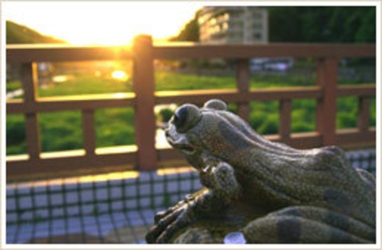 恋谷橋 かじか蛙