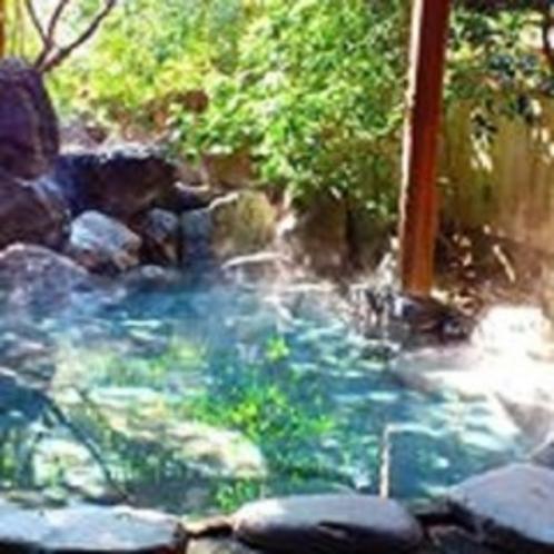 山峡露天風呂
