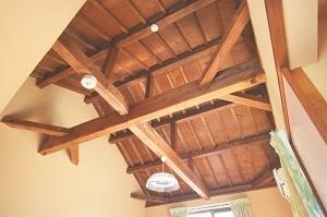 洋室の天井