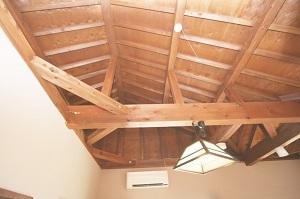和室の天井