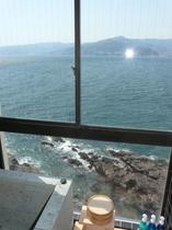 薩摩*展望風呂からの景観
