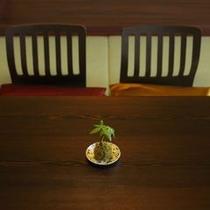 【客室】落ち着いた空間でゆっくりと過ごす癒しの時間