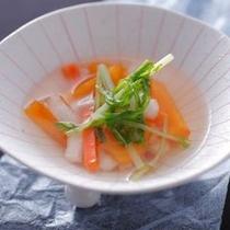 【美湖膳】 二十四節気ごと料理を変更。日本の旬を表現。
