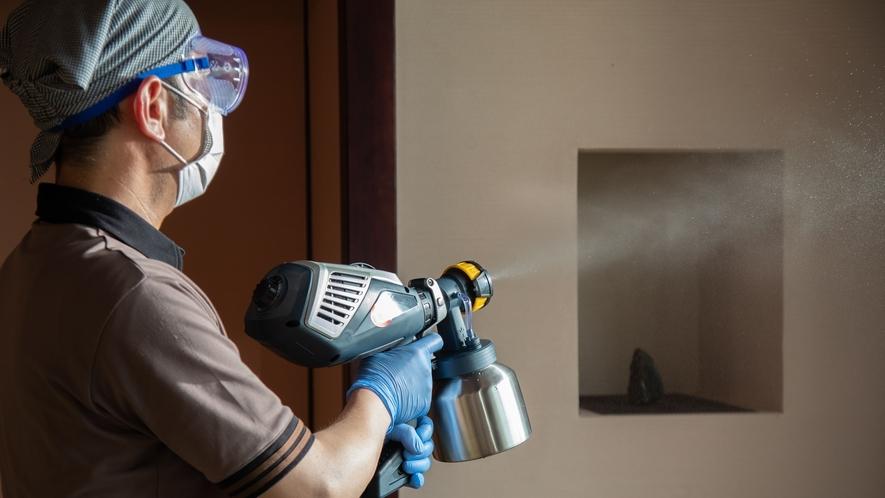 【衛生管理】客室の衛生管理を徹底しております。