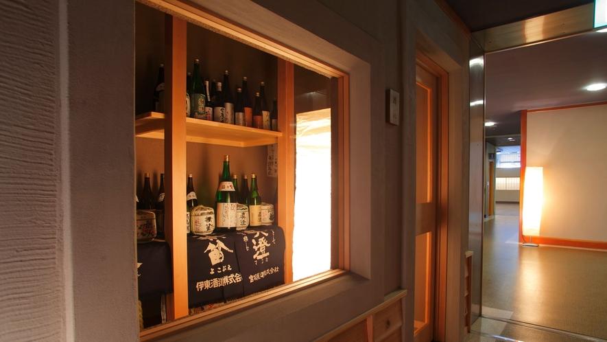 【料亭美湖】味噌蔵、酒蔵、漬物蔵を併設。