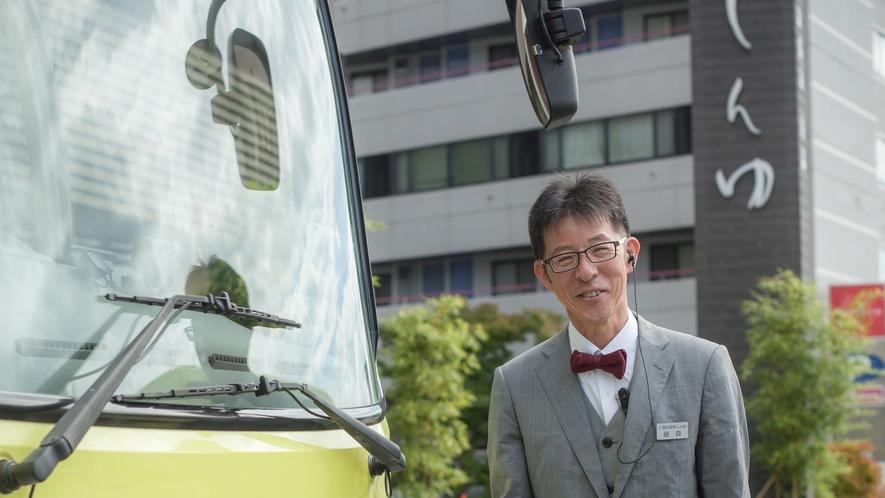 【無料参拝バス】諏訪大社四社をご案内致します。