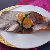 【美湖膳】2019 冬メニュー≪魚料理≫鮭 玉味噌焼 裏ごし馬鈴薯