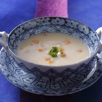 【美湖膳】2020夏≪椀物≫白いトマトスープ