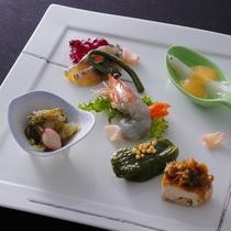 【美湖膳】美才豊かな料理長の料理は、女性に特に食べていただきたい。
