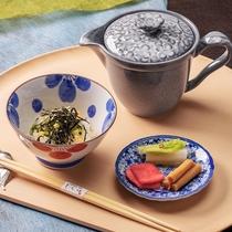 【美湖膳】2020冬メニュー≪お食事≫信州野沢菜のお茶漬け