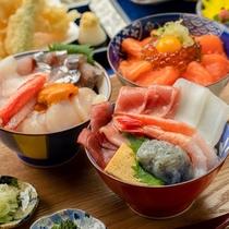 【長野県民向け】海鮮12種どんぶり御膳