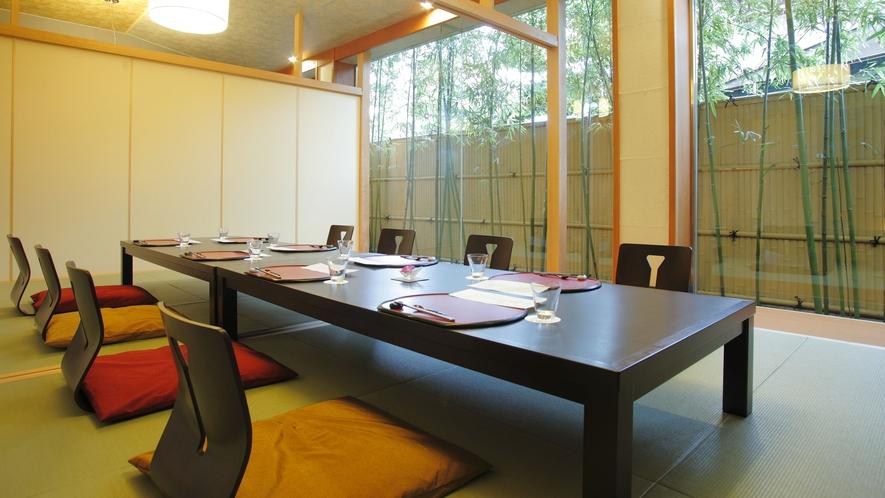 【料亭美湖】個室料亭。四季を彩る和会席を個室にて。