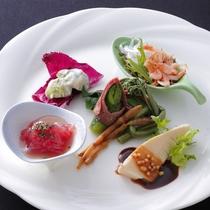 【美湖膳】 美才豊かな料理長の料理は、女性に特に食べていただきたい。