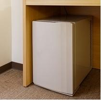 【客室設備】冷蔵庫