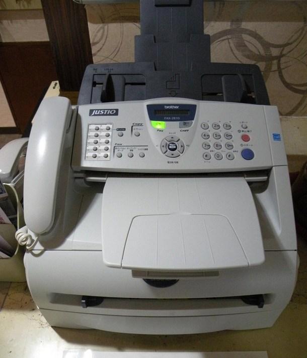 FAX・コピー機