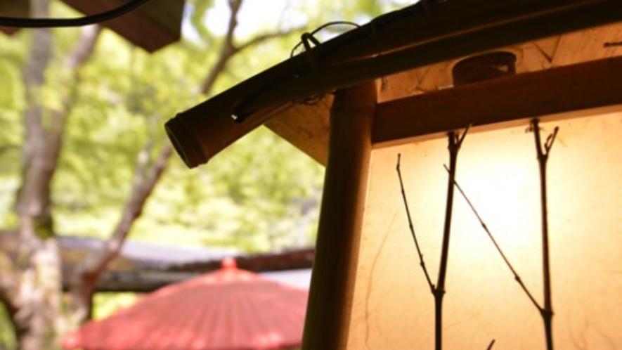 【夏(6月~9月)】京都の夏の風物詩「川床」をお楽しみ下さい。