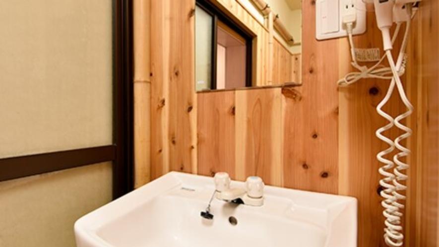 *【脱衣所】大浴場の脱衣所になります。
