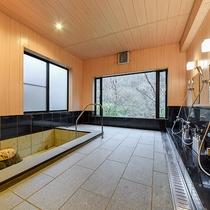 *【お風呂】貸切風呂の使用時間は、各お部屋単位で40分です。※到着順に時間の予約