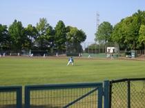 《 熊本県立運動公園内 野球場 》