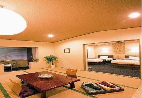 【一般客室】和洋室